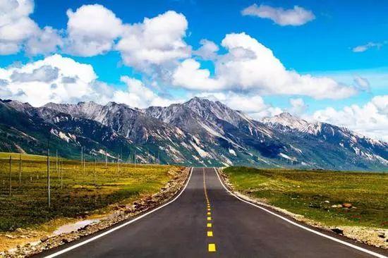 最美的风景,一直在路上.
