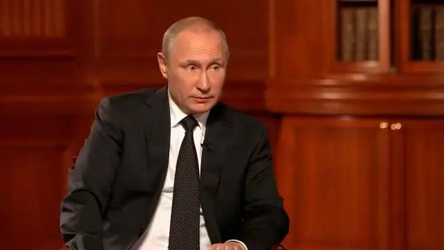 普京首次透露:恐怖分子为暗杀他用尽高科技手段