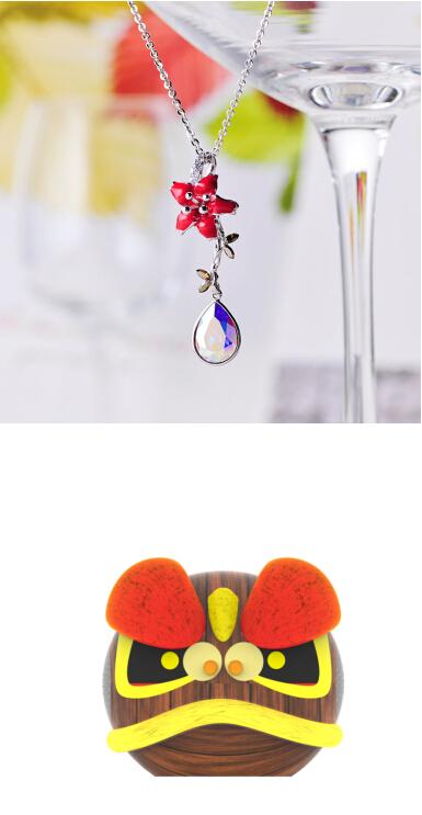 包装创意设计类作品围绕花都文创产品,名优特产,旅游纪念品商品等