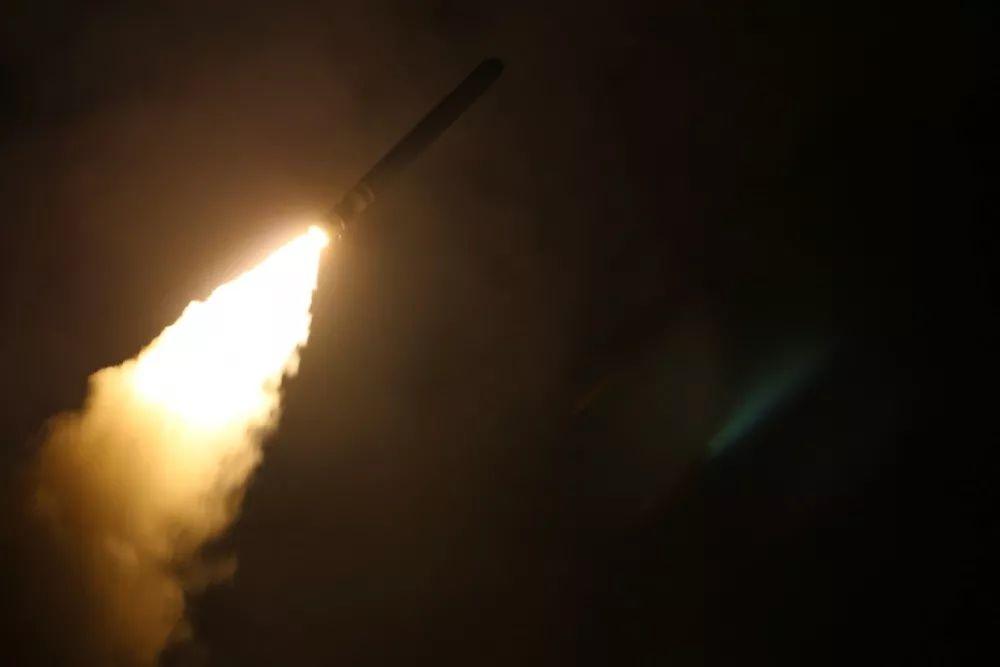 独家:71枚导弹被拦?美国防部发图 俄承认S400未启用