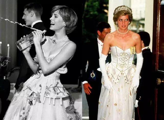 大家一直怀念的戴安娜王妃,也是一个时髦的绝望主妇