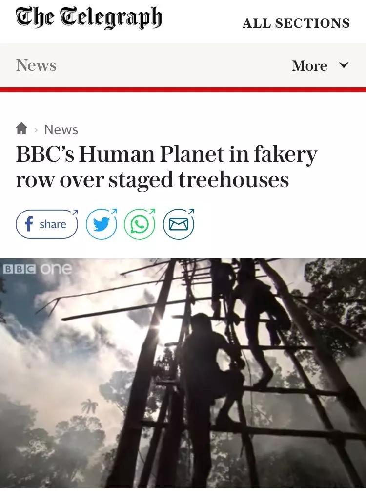 BBC人设崩?纪录片造假引哗然,网友:还我感动和震撼