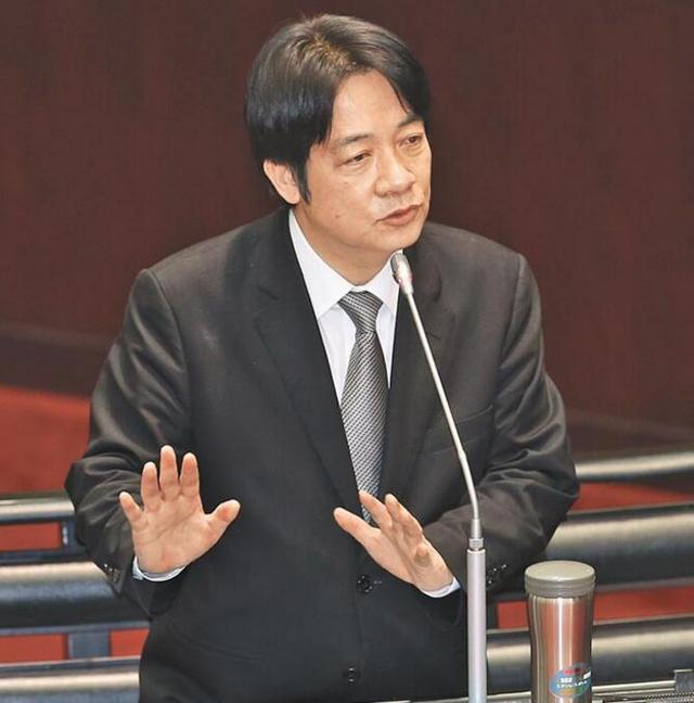 """港媒:赖清德若参选台北市长或为""""台独""""言论解套"""