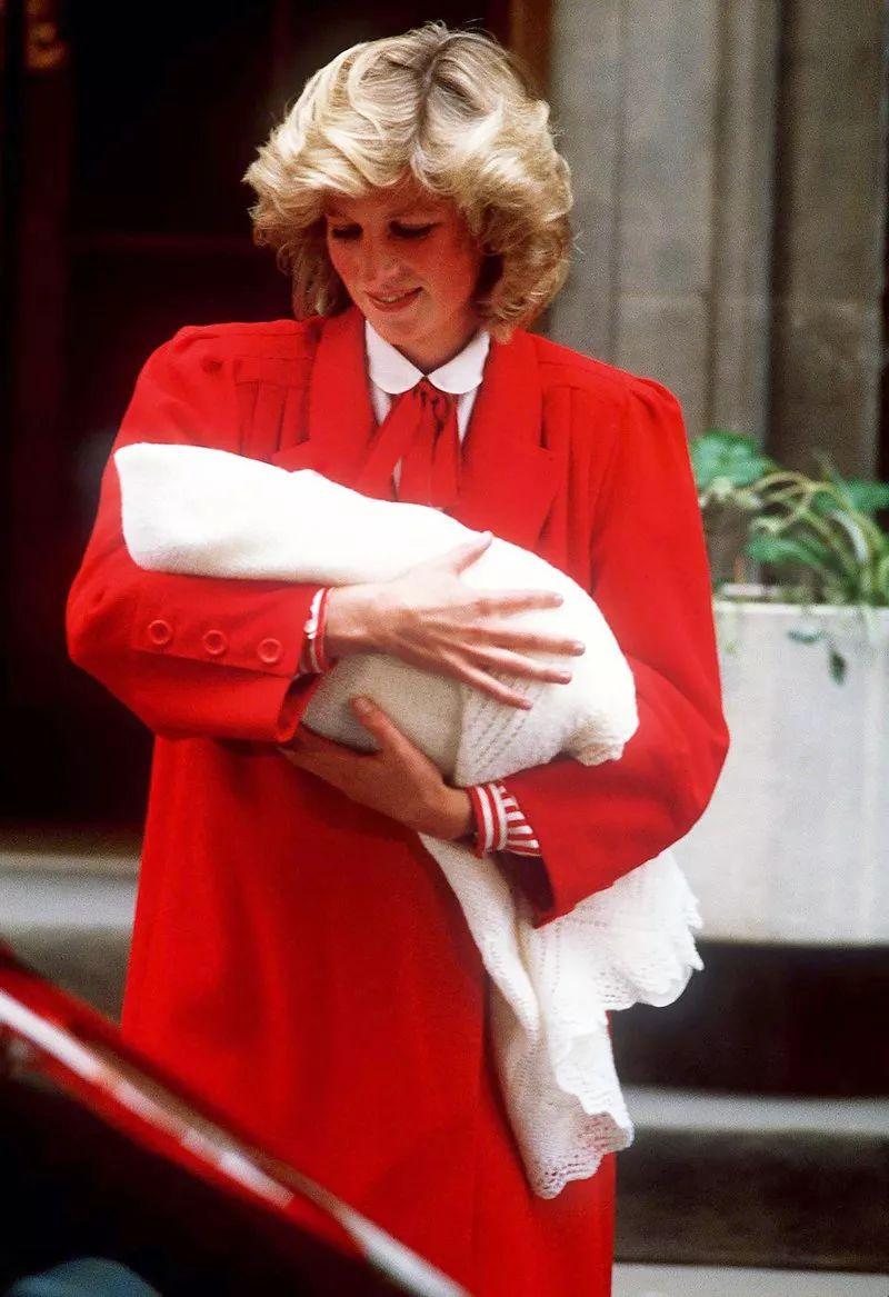 凯特王妃又生了一个小王子 她是这样致敬婆婆戴安娜王妃的