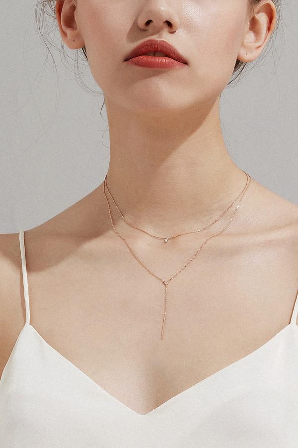 轻珠宝品牌KKLUE,用简洁线条和灵动曲线致敬女性温柔力量