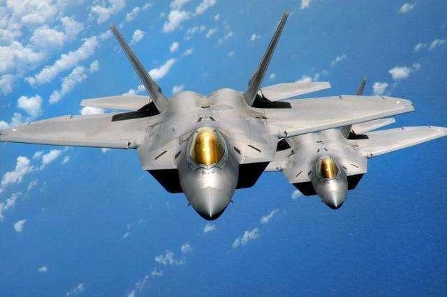8架F22重回韩国 中国可验证反隐身手段