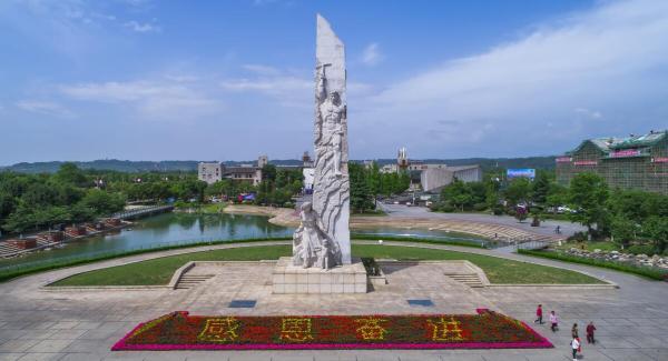 汶川地震极重灾区新貌:汶川山岭旅游旺 安昌河畔产业兴