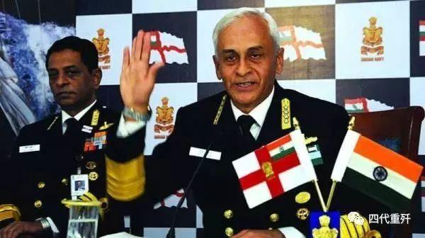 """印海军最高指挥官:50战舰印度洋""""盯死""""中国海军!"""