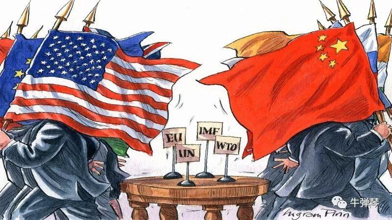 热帖:中美贸易战,谁是赢家?谁是输家?(组图)
