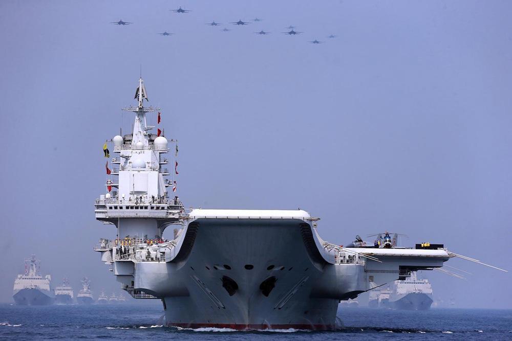 美媒:打造全球基地 中国将成下个称霸的海上列强