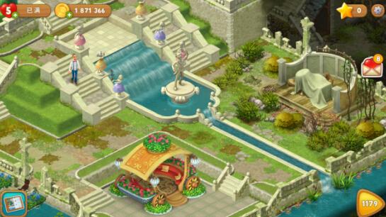 海外最热的消除游戏 《梦幻花园》为何受热捧?