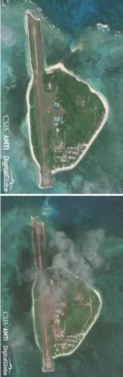 菲律宾紧急升级南沙机场 距离渚碧礁仅12海里