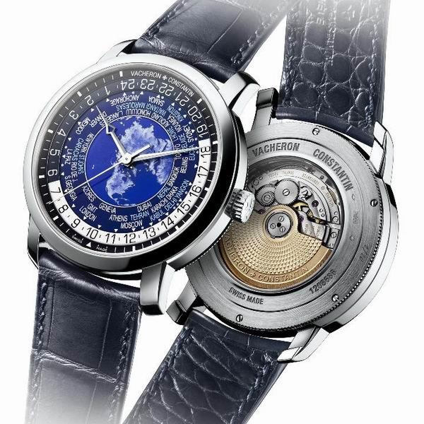 戴上世界时的腕表 开启你的旅行时间