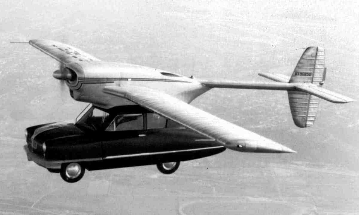 """为什么人类的""""飞行汽车梦""""这么难实现?"""