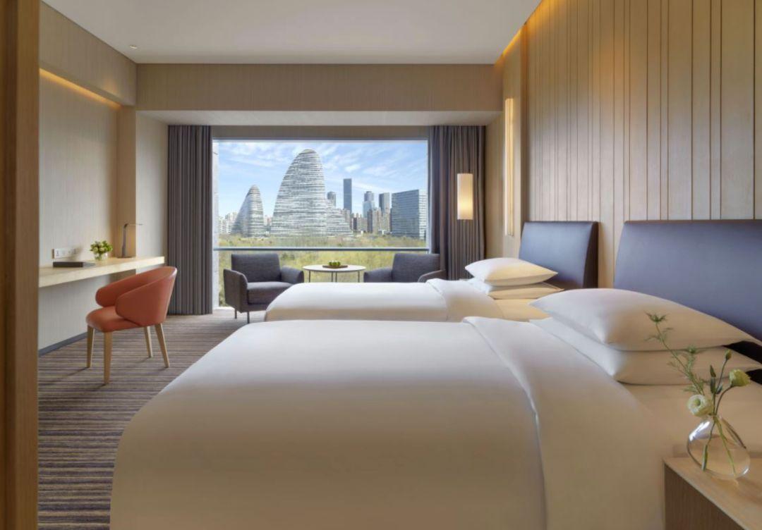 住进北京的这些城市酒店  感受让烦恼消失的微旅行