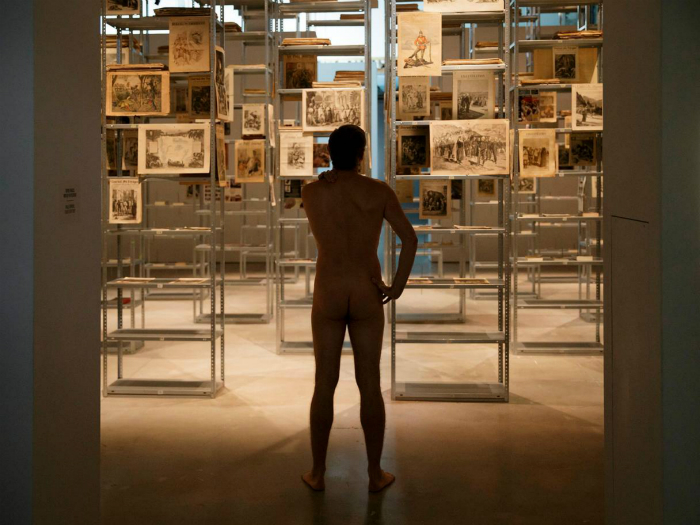 参与活动的男性比女性略多一些图片来源:Getty