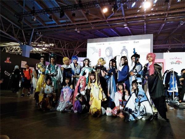 一场古风与Lolita的梦幻约会:悠窝窝贴吧二次元节之旅完美谢幕 业内 第14张