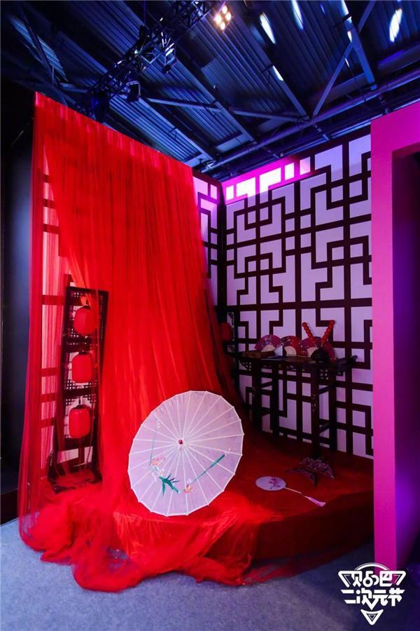 一场古风与Lolita的梦幻约会:悠窝窝贴吧二次元节之旅完美谢幕 业内 第5张
