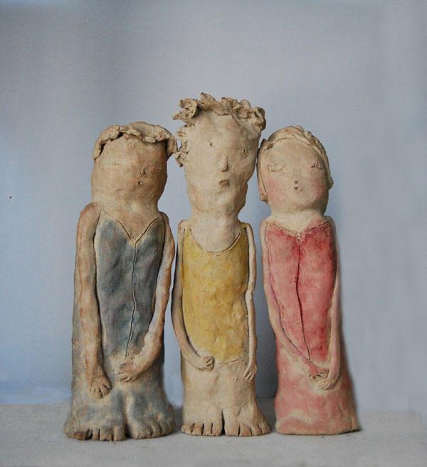 塑象——首届郑州二七万达雕塑作品邀请展举办
