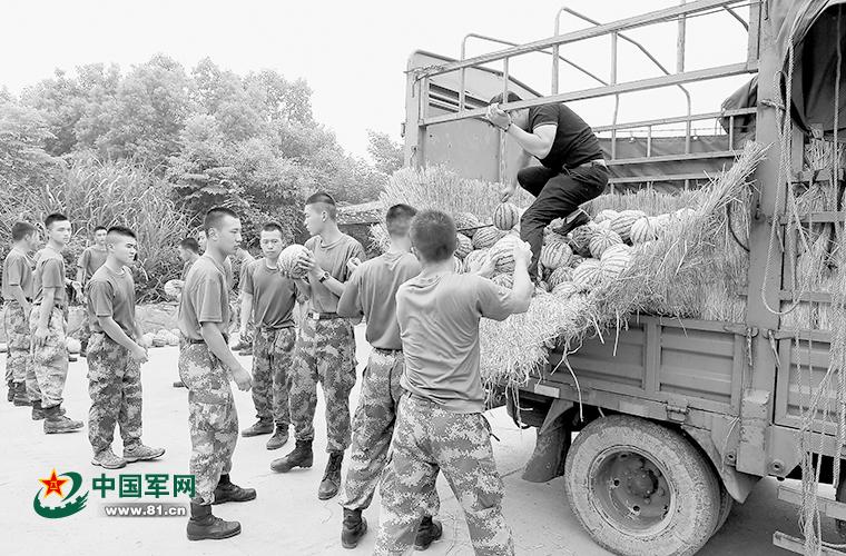 点赞!浙江省民间拥军组织服务部队和军人军属