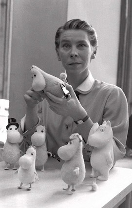 扬松和她的姆咪小矮人玩偶,1956年-如果不读曹文轩,我们应该给