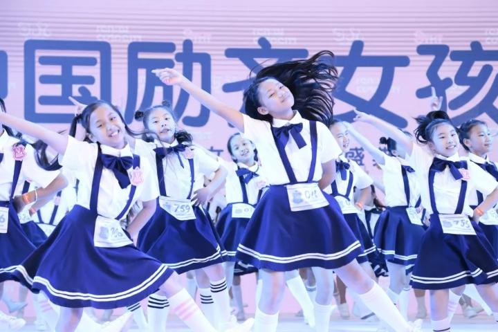 作为值得纪念的时刻,当晚中国励齐女孩发起人-尹香兰女士表示,感谢励