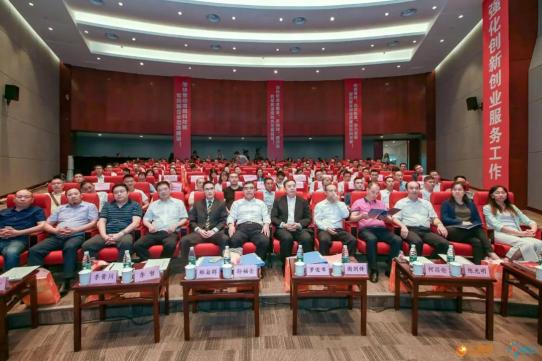 第五届中国(绵阳)科技城国际科技博览会举行突出军民融合
