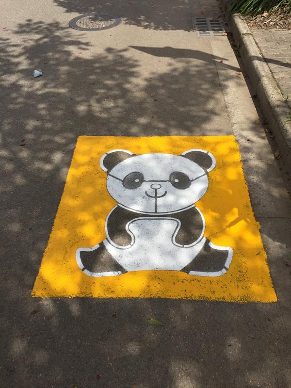 舟山车位率先图解熊猫图纸:亮证停车即停即推出新城袄裙v车位图片