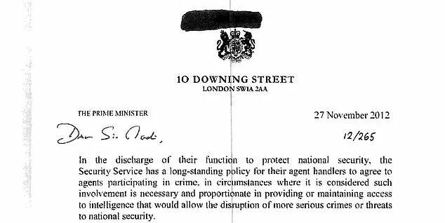 英国前首相一封密函揭露惊人秘密