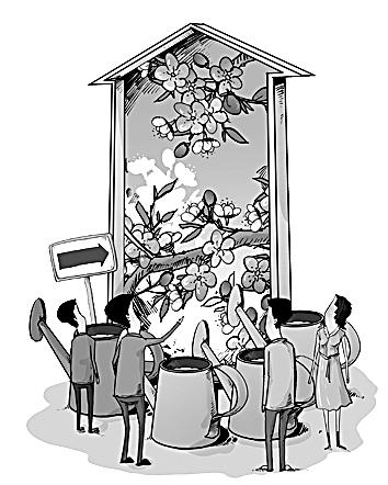 辅导员要引导大学生融入国家事业