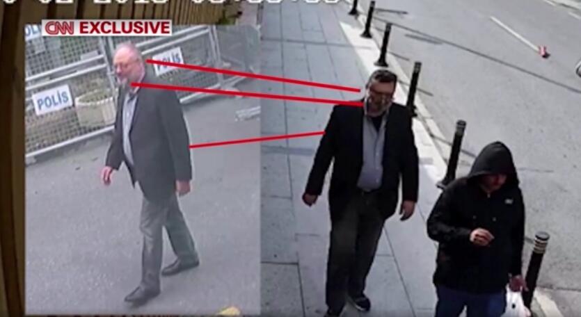 不是本人!沙特记者遇害事件,土耳其放出重要视频