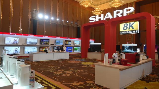 强调价值回归夏普8K+AIoT战略亮相中国西部市场