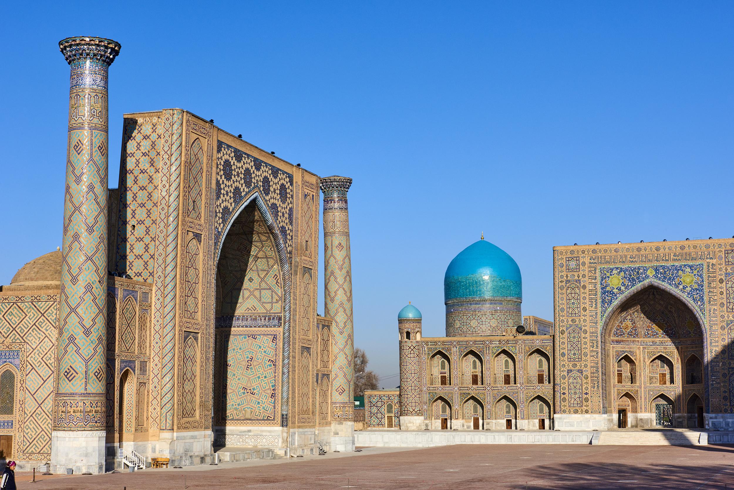 小众中亚之乌兹别克斯坦:《射雕英雄传》里描写过的地方