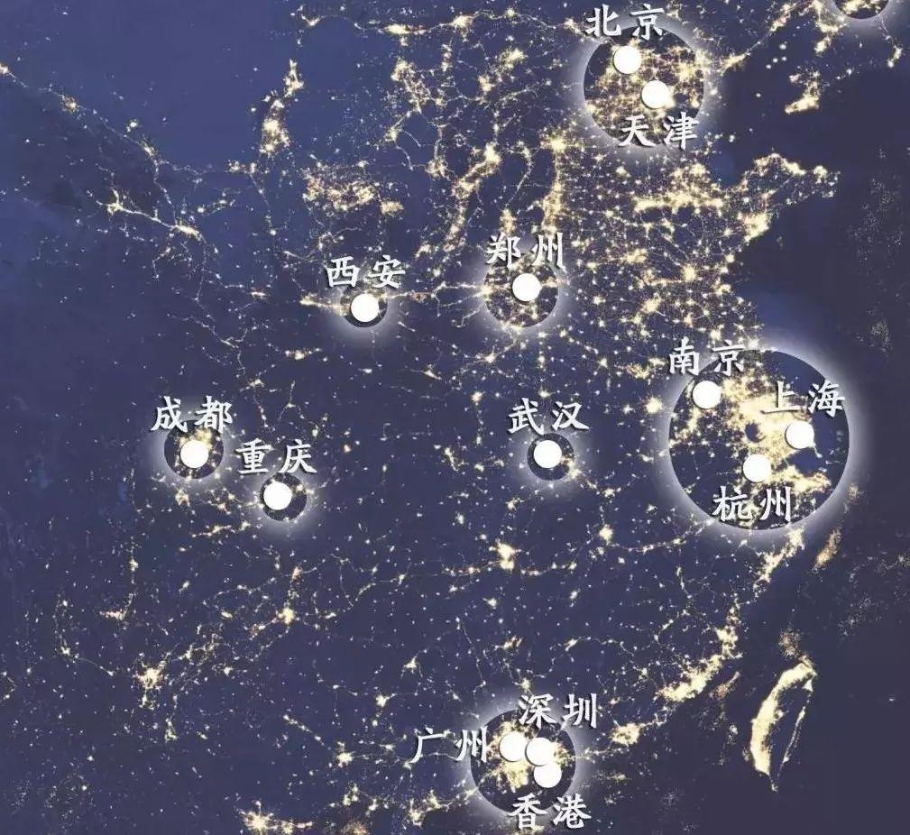 广州要跌出一线城市了?