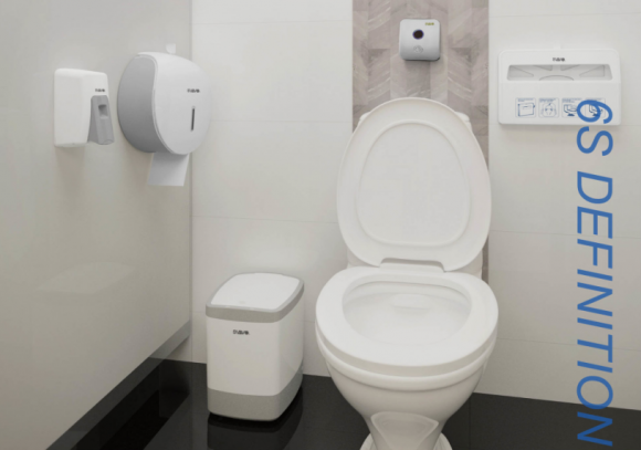 "SVAVO瑞沃智能 |智慧厕所助推""厕所革命""新发展"