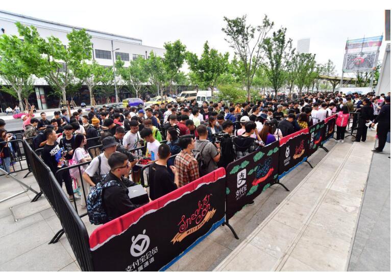 大麦网携手最潮鞋展Sneaker Con首秀上海 强势助推文娱电商联动升级