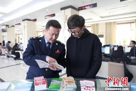 增值税改革首个申报期甘肃近7万户企业领减税红包
