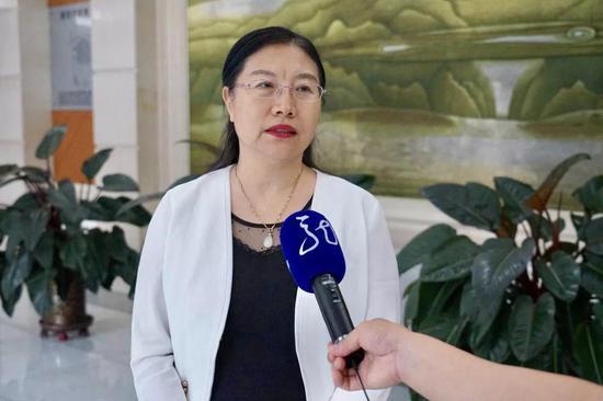 黑龙江省农业科学院党组书记刘娣