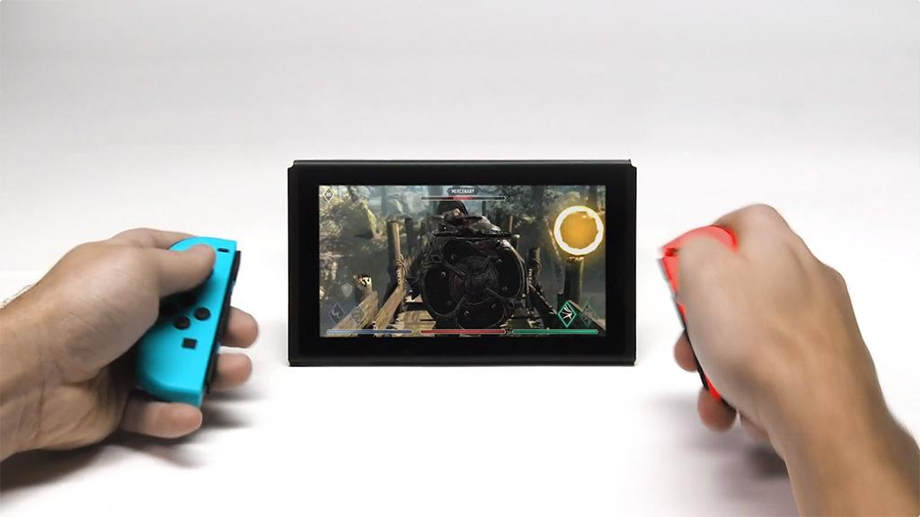 《上古卷轴:刀锋卫士》登上Switch 可以免费玩