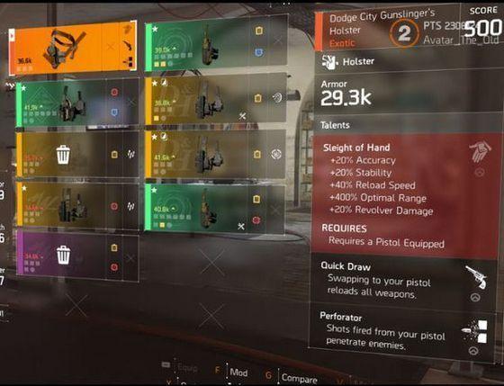 《全境封锁2》今日更新:全新特化职业枪手登场