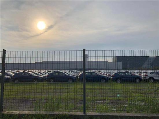 """5月,受德国新车注册数量激增的推动,欧洲市场新车注册数量小幅上升。"""""""