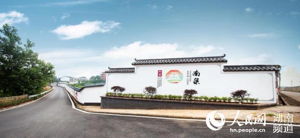 岳阳湘阴县文星镇打造人居环境整治示范片区