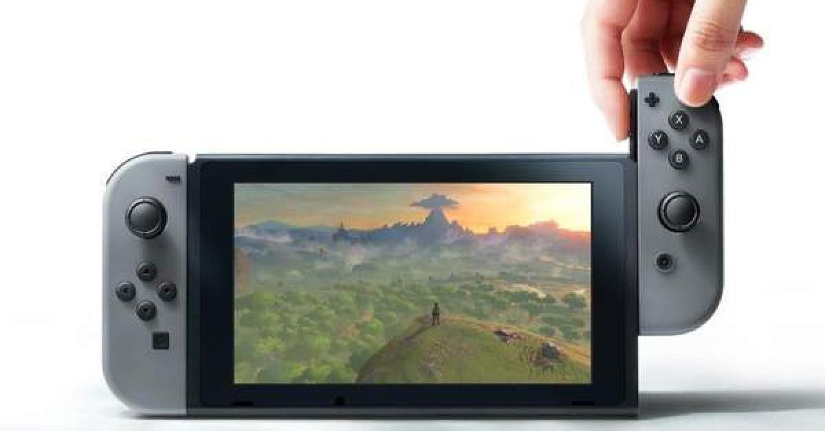 任天堂正计划设计次世代游戏手柄玩法