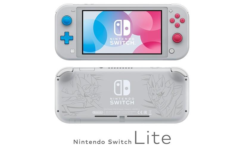 """任天堂正式公布轻量版""""Switch Lite"""" 9月开售"""