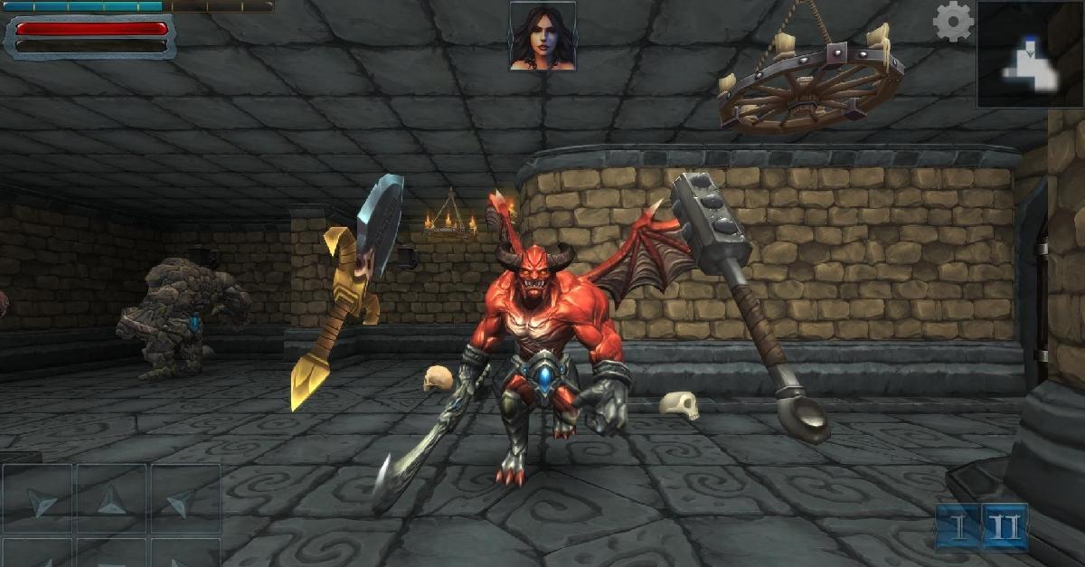 《地下城英雄》上架Steam 致敬经典3D迷宫RPG游戏