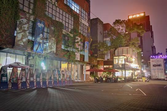 动漫街景高清电脑壁纸