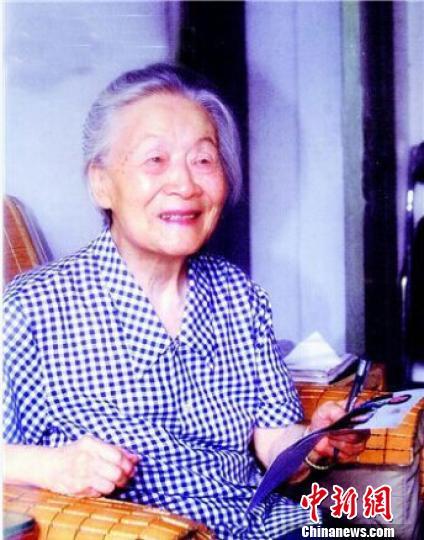 杨绛低调度过103岁生日谢绝外界探望、祝寿(图)