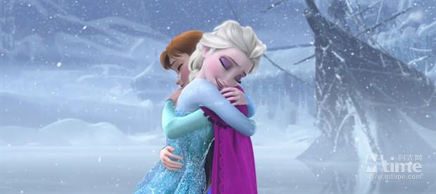 粉丝请愿《冰雪奇缘2》艾莎出柜 配音演员回应非常棒