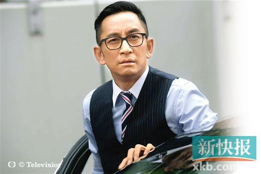 "TVB终于整出个都教授!吴启华新剧演""不死人""【星看点】"