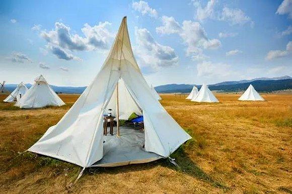 沙漠,高原,雨林,海岛.帐篷酒店 毕生难忘的猎奇